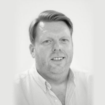 Perry Hardy - Contracts and Commercial Manager